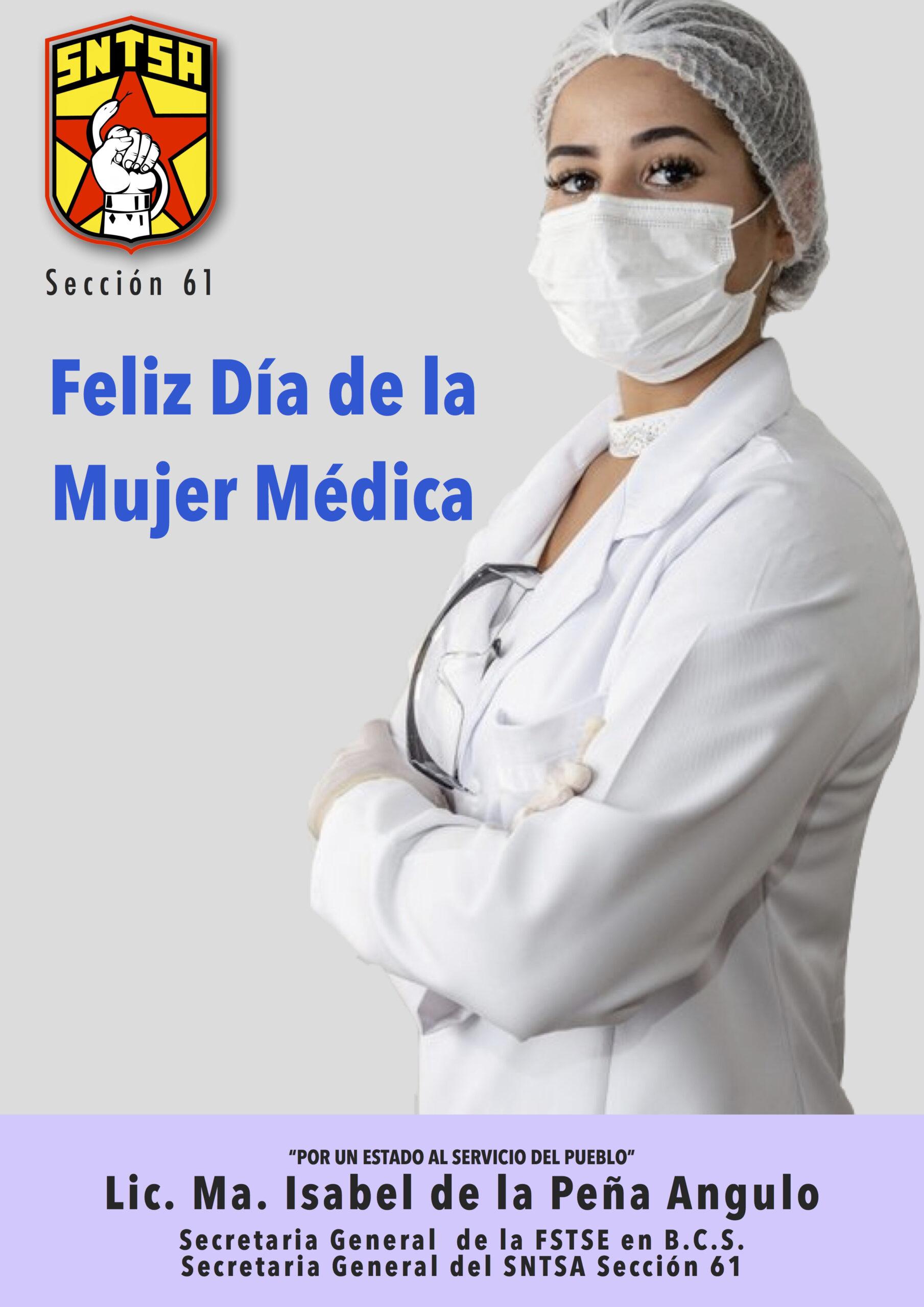 Día de la Mujer Médica 2021